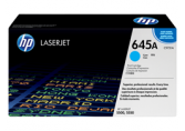 HP Color LaserJet 5500 OEM Toner Cartridge, 12K, (645A), Cyan, C9731A