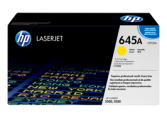 HP Color LaserJet 5500 OEM Toner Cartridge, 12K, (645A), Yellow, C9732A