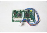 HP LaserJet 4+/5 DC Controller Board, Refurbished, Part #RG5-0966-000-G