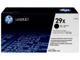 HP LaserJet 5000/5100 High Yield OEM Toner Cartridge, 10K, (29X), Black, C4129X